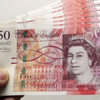 New British £50 banknote fake